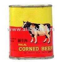 Quality Corned Beef 340G