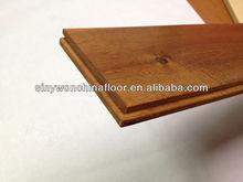 Hot Sale Solid Big Leaf Acasia High Quality Wood Flooring
