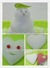 Instant Xmas Magic Snow Powder Reusable Artificial Christmas Decoration - 10g