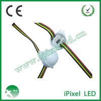 30mm pixel led light rgb smd 5050 led bulb rgb node