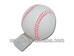 Tennis ball shape usb memory stick