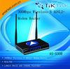 TIK TAK embedded wifi router module