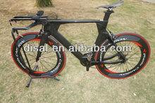 Hot selling carbon tt bike frame EN standard, high quality full carbon fiber road BICYCLE complete carbon road bike