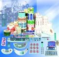 2013 nuevo perfume de la muestra de las etiquetas