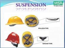 suspension for hard hat
