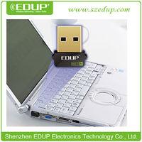Super slim! EDUP 150M Nano 802.11N WIFI USB Adapter wireless Networking Card