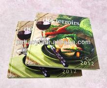 High-class Culinary Book printing