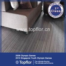 Woven Vinyl Flooring/ Homogeneous Vinyl Sheet Flooring
