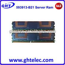 593913-B21 RMA less than 1% ECC 8gb server ram memory ddr3