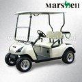 aprobado por la ce eléctrica 2 personas carrito de golf eléctrico para la venta a precio de fábrica