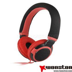 2013 best fashional computer accessories headphones&mobile colourful headphones&plastic in ear headphones