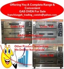 Gas Oven For Sale