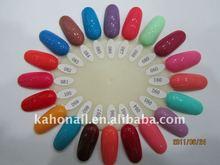 China professional environmental hot sale glossy polish nail polish for promotion