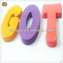 EVA Alphabet Refrigerator Stick