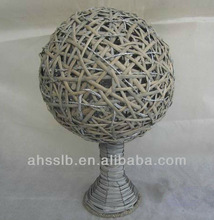 2013 new fashion style willow woven Christmas decoration