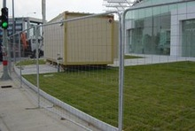Mobile Steel Fences