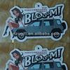 printed paper car freshener, cheap promotional air freshener card custom logo