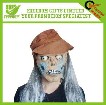 Hot Sale Cheap Custom Halloween Party Mask