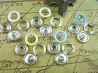 decorative new style clothing snap fasteners