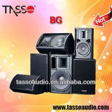 2013 New BG Pro audio power pro audio speakers