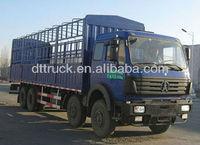 Box Stake Truck