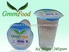 Water Green Food