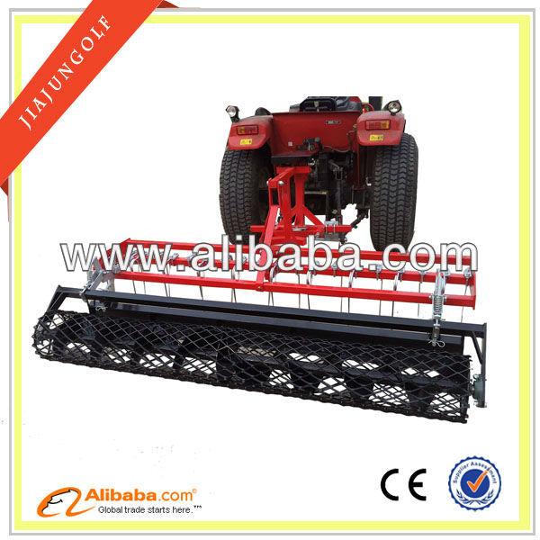 ground leveling machine