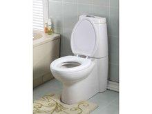 Integral skin PU foam soft toilet seat