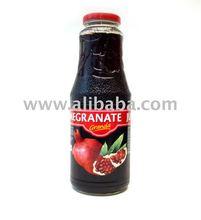 Pomegranate juice Granda 1L (glass)