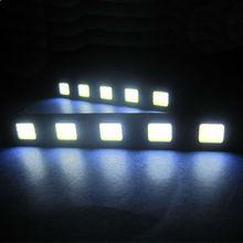 5W super thin led COB daytime running light for crv 2012