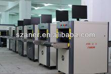 De la fábrica para la venta móvil de rayos x escáner de armas de fuego, las armas, detectores de drogas