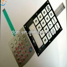 electrical menbrane switch panel key