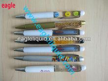 2013 novelty Best selling floating liquid pen