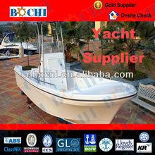 High Quality Fiberglass Cruising Yacht