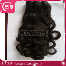 Made in china 100% virgin remy Roman wave hair extensions