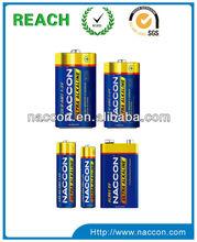 AA/AAA/C/D/9V super alkaline battery