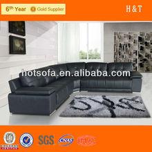 comfortable low seat sofa H898 U shape