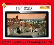 15 inch lcd monitor original new model CLAA150PB03