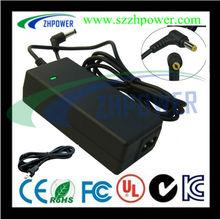 48w desktop adapter,12v 4a with CUL UL SAA FCC GS,etc approval