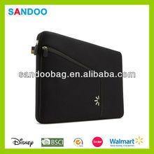 Black Neoprene Compute Bag