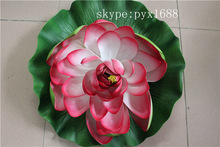 Artificial water lily high copy