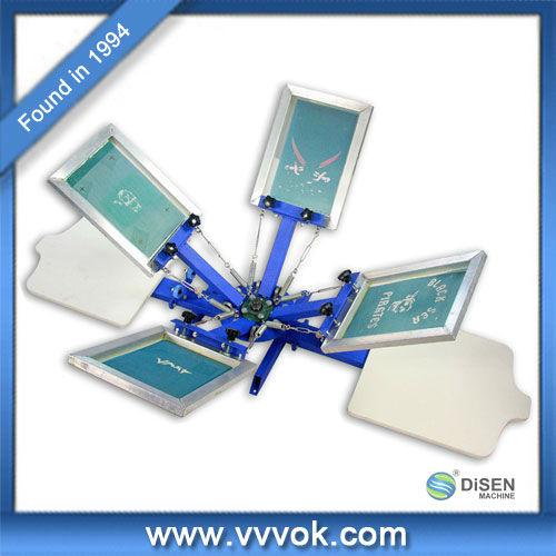 silk screen printing machine price