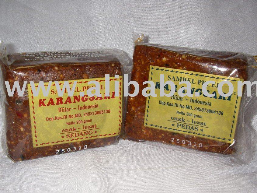 Pecel Sauce KARANGSARI