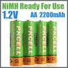 shenzhen supplier of 1.2v nimh aa rechargeable batteries