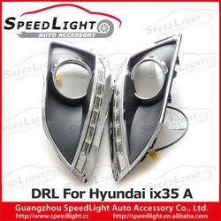 Hyundai ix35 led DRL high power and competitive price+special hyundai ix35 led