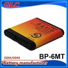 BP-6MT battery for NOKIA N81 scrap battery