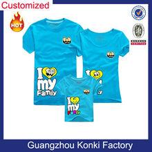 Custom Cotton T-Shirts Family Reunion T-Shirts
