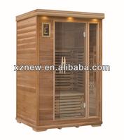 KTC red cedar far infrared sauna room 3 person