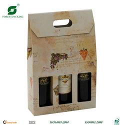 3 BOTTLE WINE CARRIER FP200848