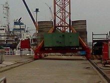 Tower Crane - travelling type